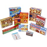 Melissa & Doug Let's Play House Grocery Shelf Boxes Food