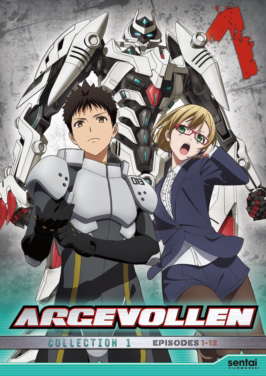 Argevollen Collection 1 DVD (Sub Only)