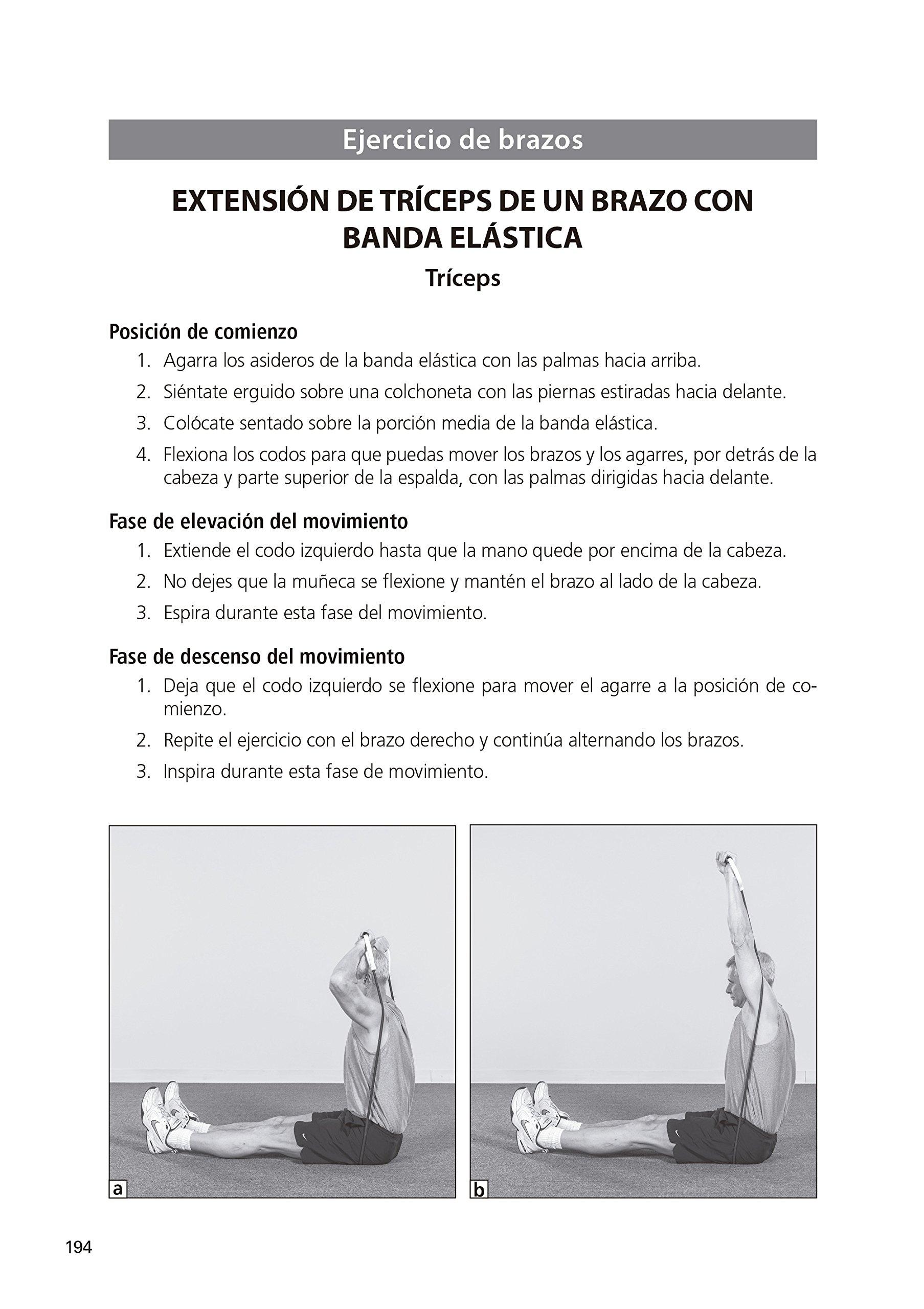 GuÃa Para El Entrenamiento De La Fuerza A Partir De Los 50: THOMAS R. / WESTCOTT, WAYNE BAECHLE: 9788416676040: Amazon.com: Books