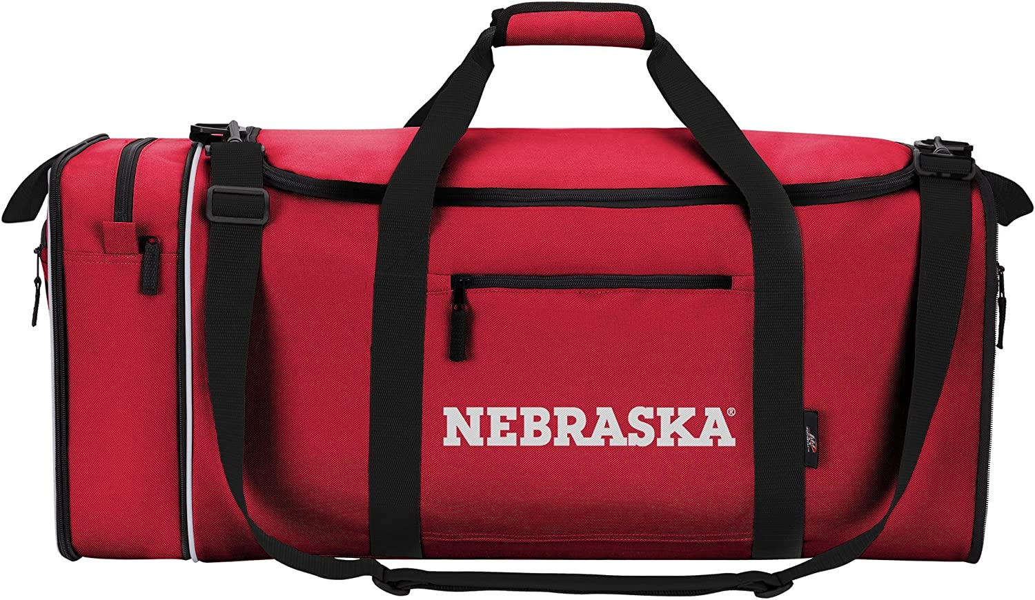 "Offically Licensed NCAA ""Steal"" Duffel Bag, 28"", Multi Color"