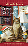 Claws for Concern (Cat in the Stacks Mystery Book 9)