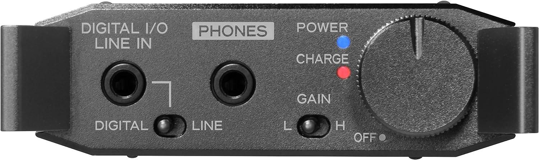Teac HA-P90SD-R Portable Hi-Resolution Digital Audio Player//Headphone Amplifier Red
