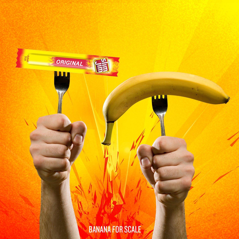 Slim Jim Snack-Sized Smoked Meat Stick, Original Flavor, 33.6 Ounce by Slim Jim (Image #11)