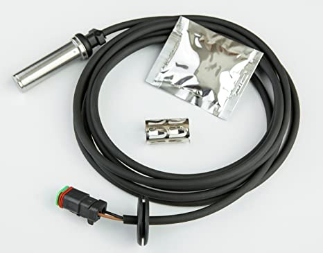 Trasero Derecho ABS Sensor de velocidad de la rueda para camiones autobs FH FM FMX NH