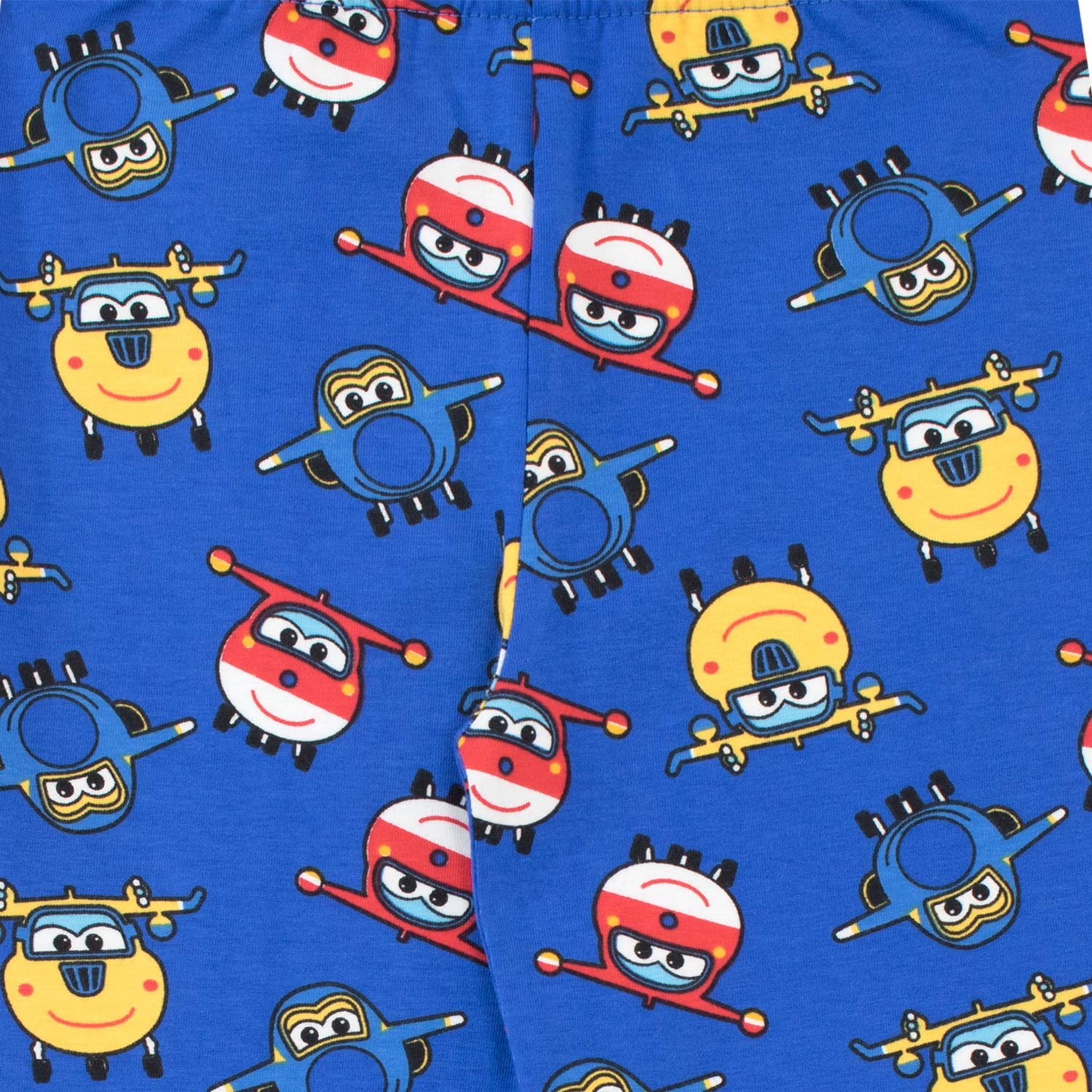 Super Wings Boys Jett and Donnie Pajamas