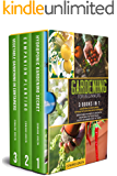 Gardening for beginners: 3 books in 1: Gardening in containers, companion planting and hydroponic. Everything you need…