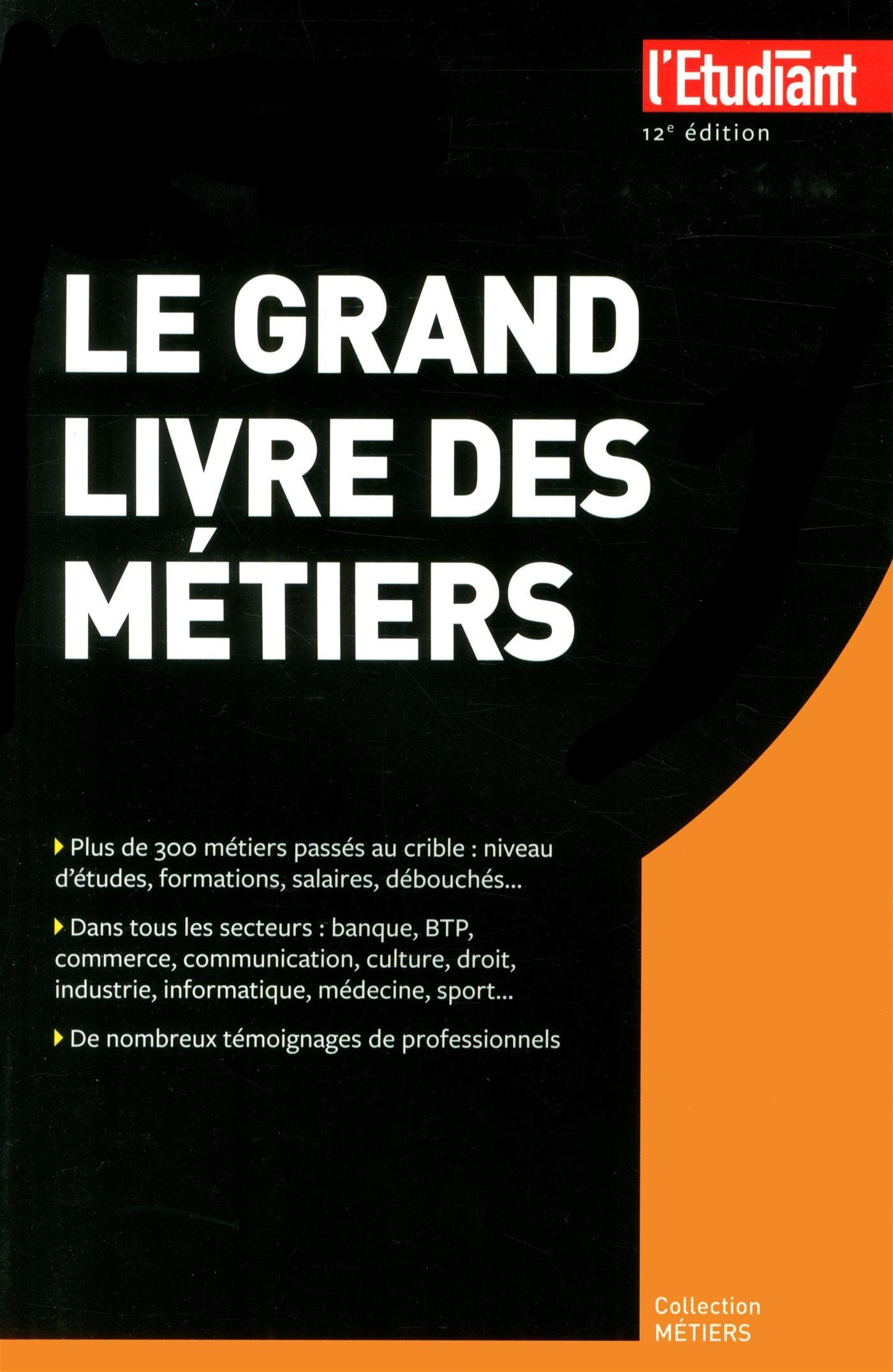 Le grand livre des métiers (French) Paperback