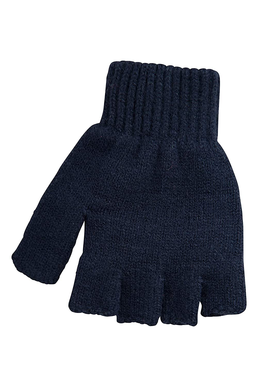 Mountain Warehouse Penguin Knitted Kids Glove Warm Winter Glove