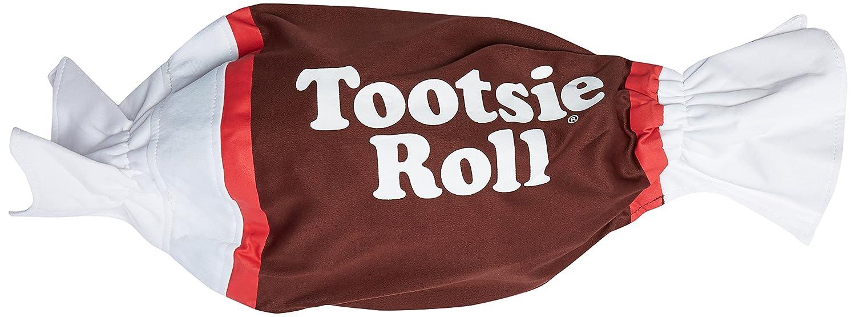 Rasta Imposta Tootsie Roll Dog Costume, Medium