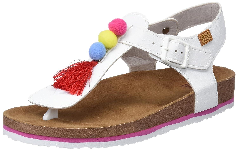 GIOSEPPO 43204, Sandalias con Punta Abierta para Niñas: Amazon.es: Zapatos y complementos