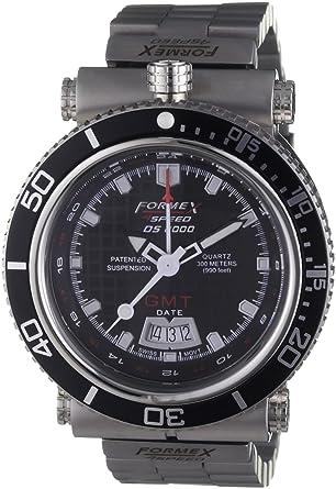 Formex 4 speed herren armbanduhr xl ds2000