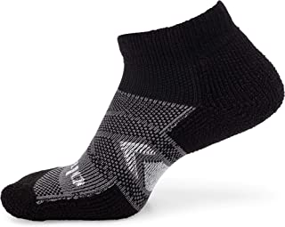 product image for thorlos unisex-adult Wcmu Max Cushion 12 Hour Shift Ankle Socks