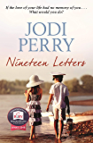 Nineteen Letters: Winner of the Romantic Book of the Year Award
