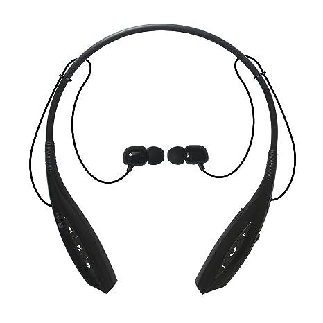 Veoker Auriculares Inalámbricos Bluetooth 4.1 Estéreo CVC 6,0 Cancelación de Ruido Headphones Universal W