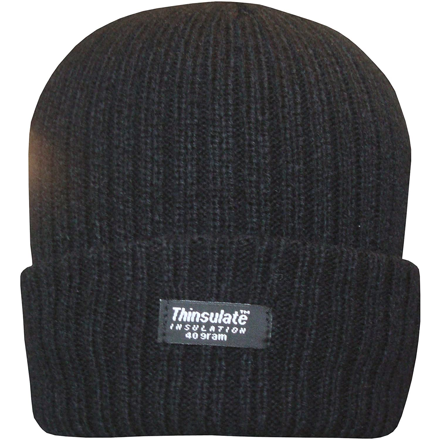 8f2f8758c TeddyT's Ladies Thinsulate Chunky Knit Fleece Lined Insulated Thermal  Winter Hat