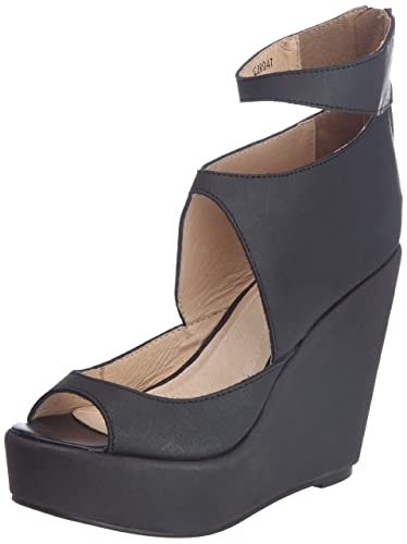Amberlina, Escarpins femme - Noir (Black), 38 EU (5 UK)Friis & Company