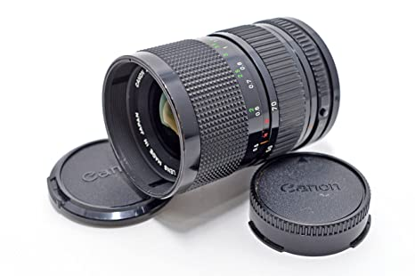 Review Canon FD 35-70 mm