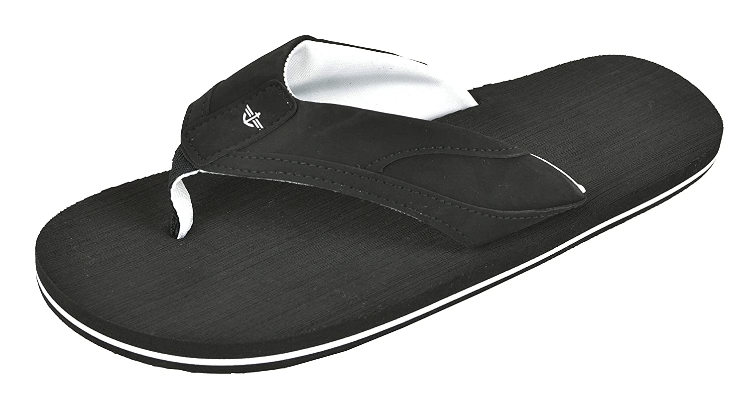 3b3b8c97596 Dockers mens chad wide band sport flip flop sandal sandals jpg 1500x804 Wide  band flip flops