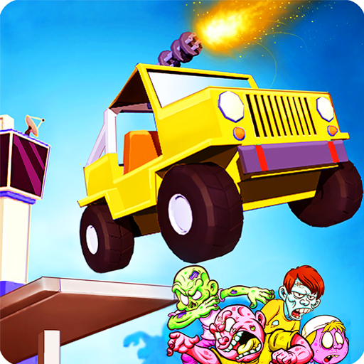 Zombie Car Killer Derby: Survival Roadkill - Action Packed Games