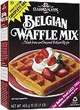 Classique Fare Belgian Waffle Mix, 16 Ounce