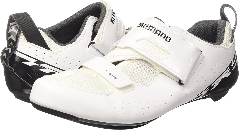 Off White White SHIMANO Men/'s Shtr5oc420sw00 Road Cycling Shoes