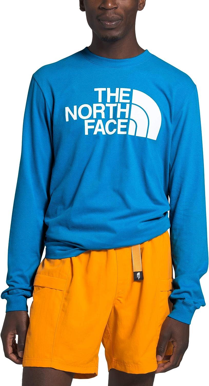 The North Face Men's L/S Half Dome Tee