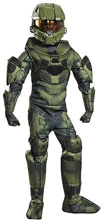 Prestige Master Chief Child Costume - Medium: Clothing - Amazon com
