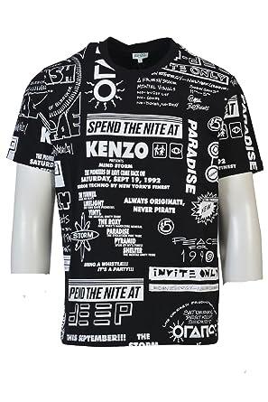 f5543a11f Kenzo Men's Black