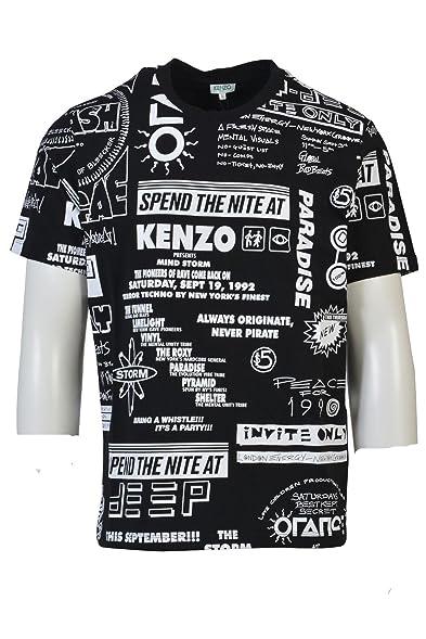 Black Kenzo Shirt