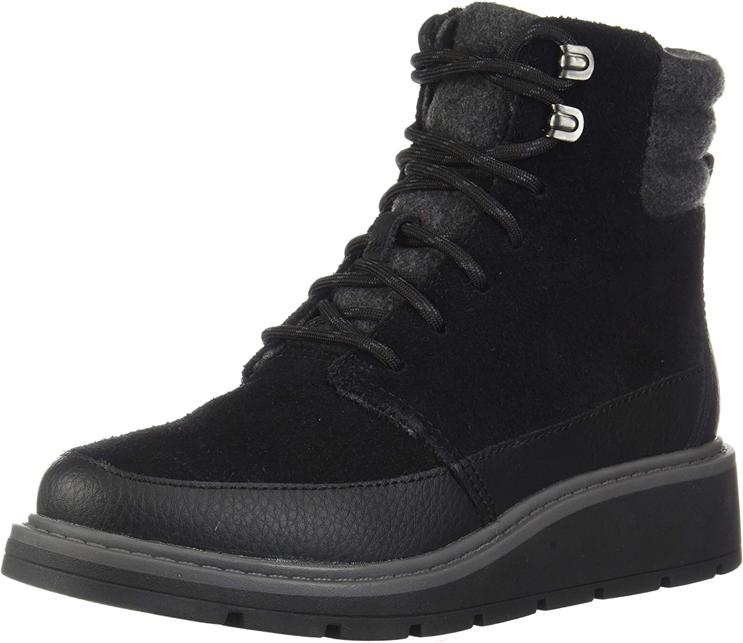 Clarks Ranking TOP12 Women's Ivery Ankle Max 61% OFF Boot Jet