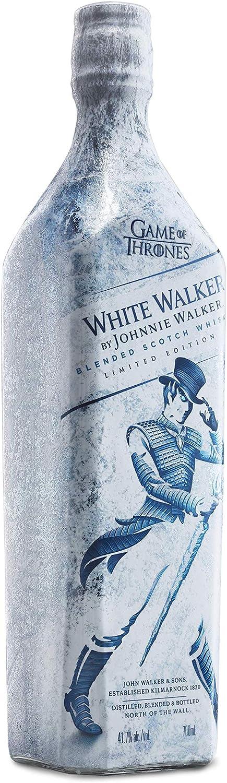 Johnnie Walker White Walker Whisky Escocés, Edición limitada Juego ...
