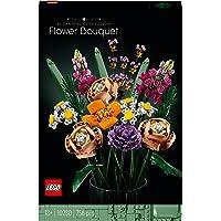 LEGO 10280 Creator Expert Bloemboeket, Kunstbloemen, Botanische Bouwset voor Volwassenen