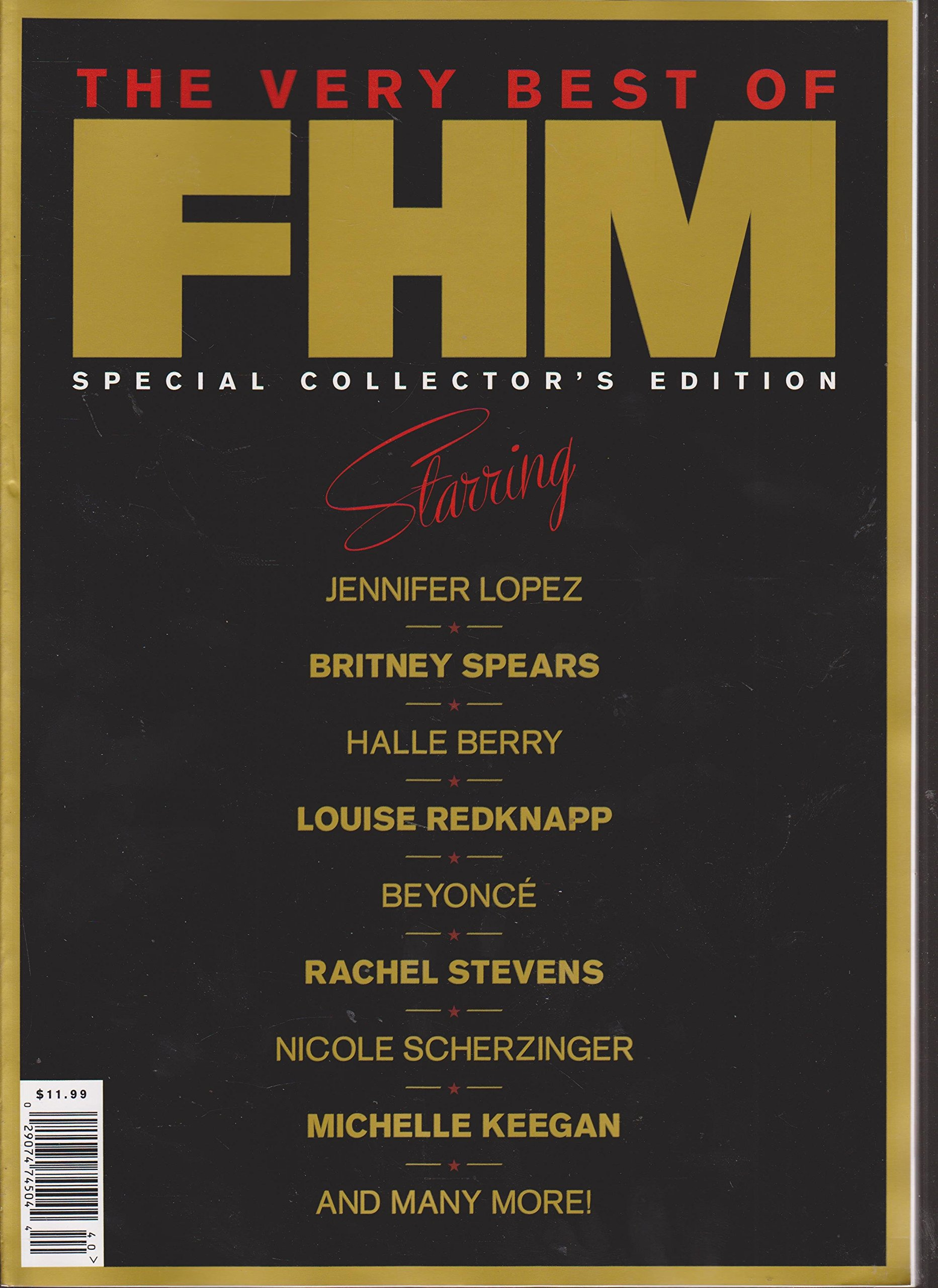 The Very Best of FHM Magazine 2016 PDF