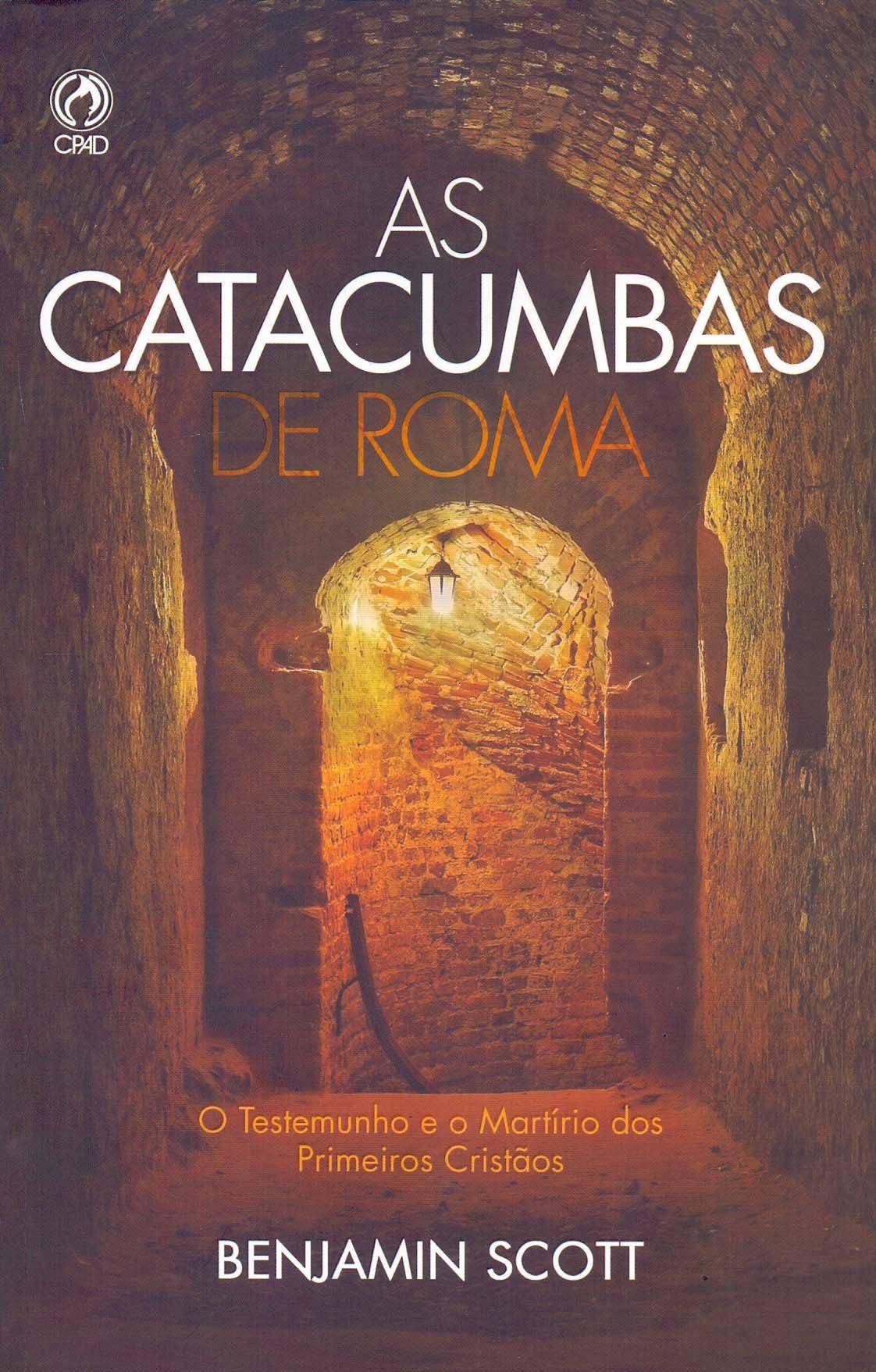 gratis o livro as catacumbas de roma