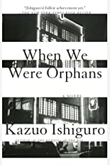 When We Were Orphans Kindle Edition