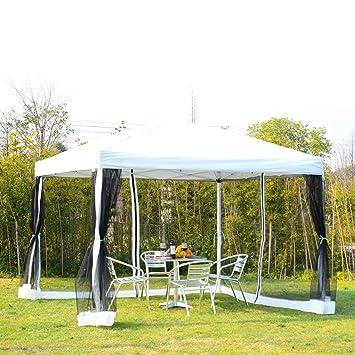 ShoppingOnBed 10 x 10 extérieur EZ Pop Up Tente de Fête de Mariage ...