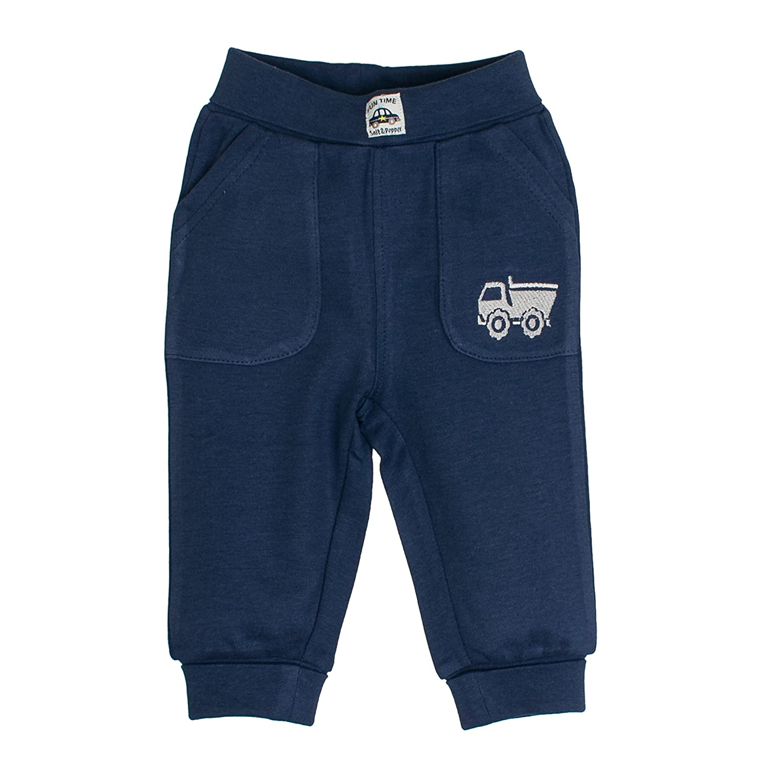 SALT AND PEPPER Baby-Jungen Hose NB Trousers Fun Time 75217104