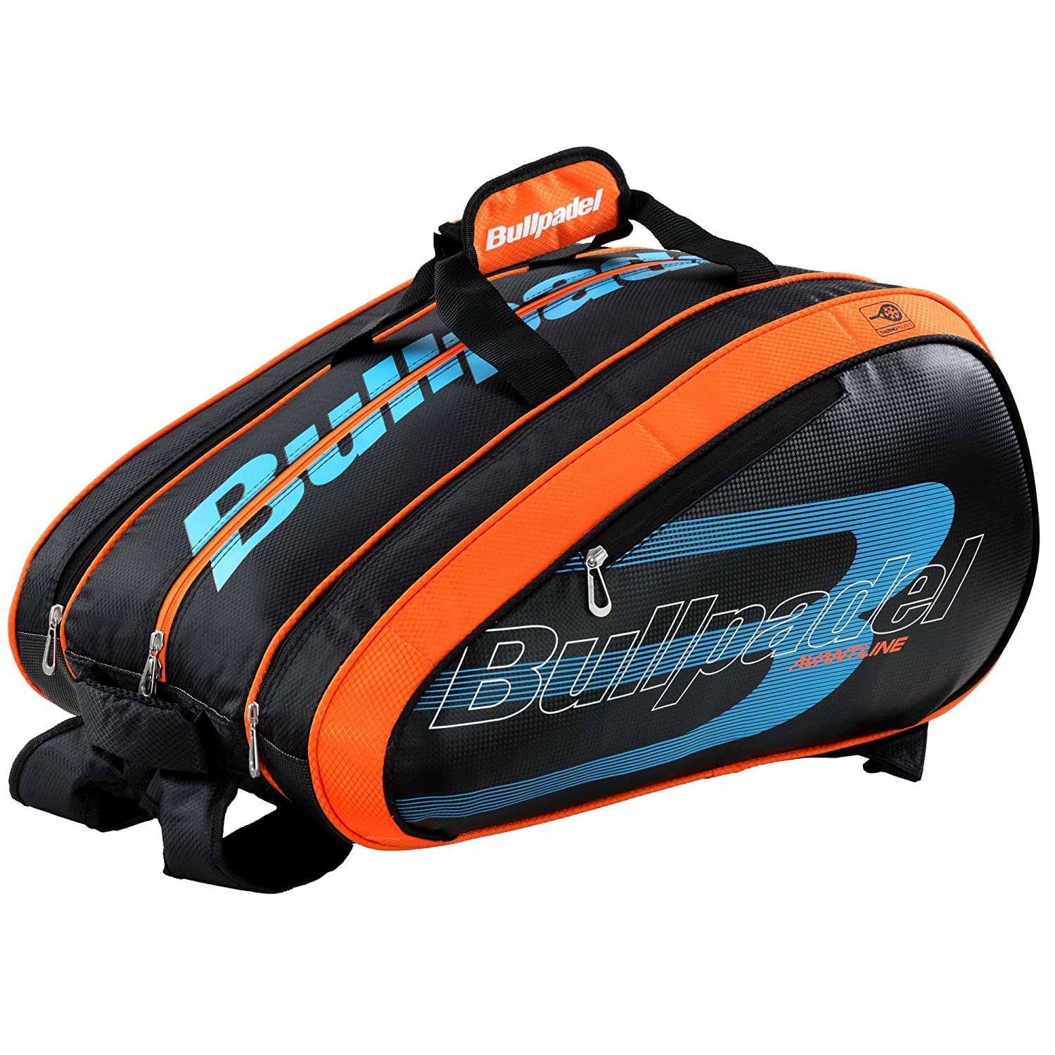 Paletero Bullpadel Avant S LTD Orange: Amazon.es: Deportes y aire ...