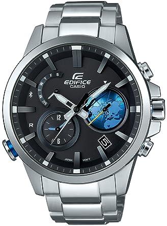 2c96eb02b4 [カシオ]CASIO 腕時計 エディフィス スマートフォンリンク EQB-600D-1A2JF メンズ