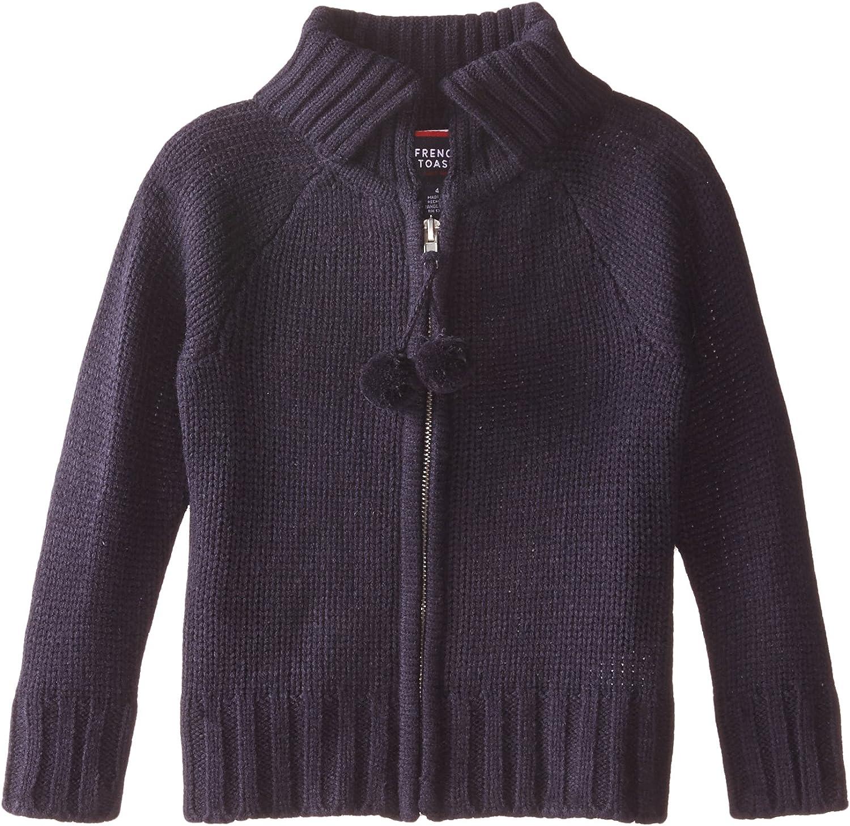 French Toast Girls Zip Up Jacket
