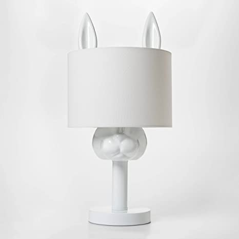 Peek a boo rabbit table lamp pillowfort lamp with energy peek a boo rabbit table lamp pillowfort lamp with energy efficient light aloadofball Image collections