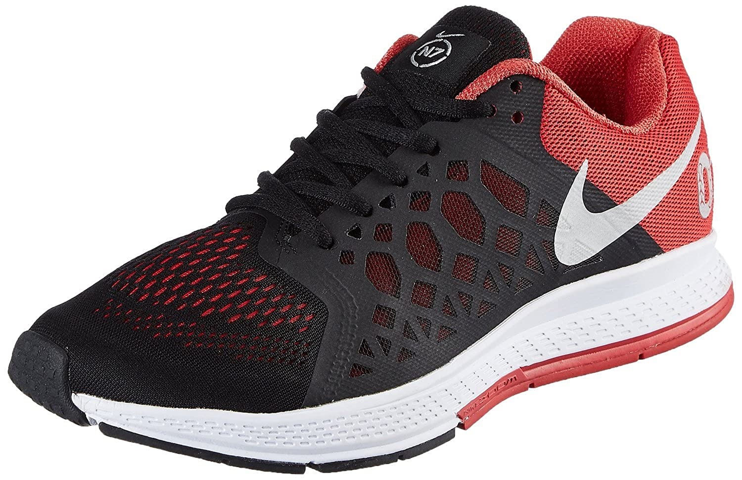 Nike Zoom N7 Men's Sport Shoes (9UK / 10US, Black/Red): Amazon.in: Shoes &  Handbags