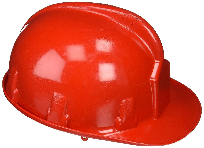 Wolfapck 15030023 - Cascos para obra, color rojo A Forged Tool S.A.