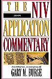 John (The NIV Application Commentary)