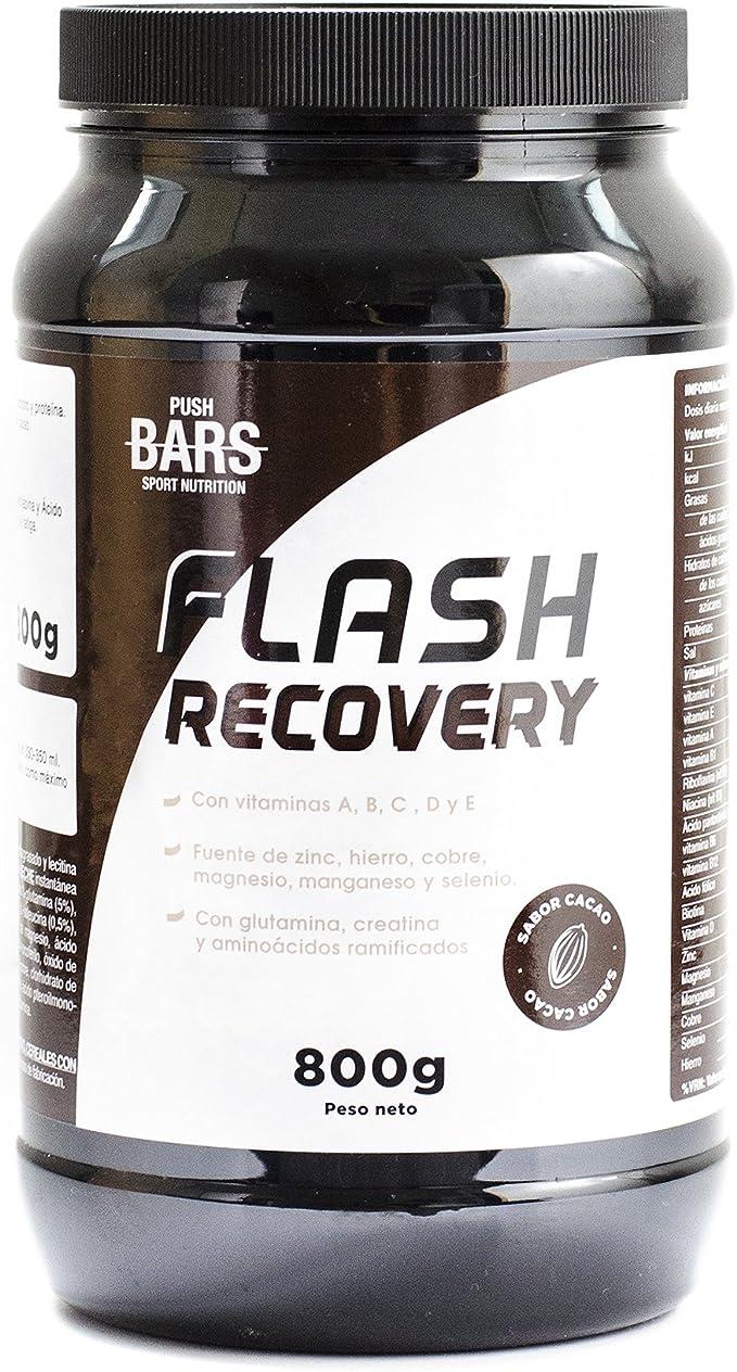PUSH BARS FLASH RECOVERY Complemento alimenticio en ...