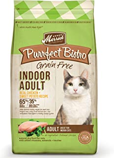 product image for Merrick Purrfect Bistro Grain Free Dry Cat Food