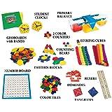 Manipulative Kit to accompany Saxon Math K-3