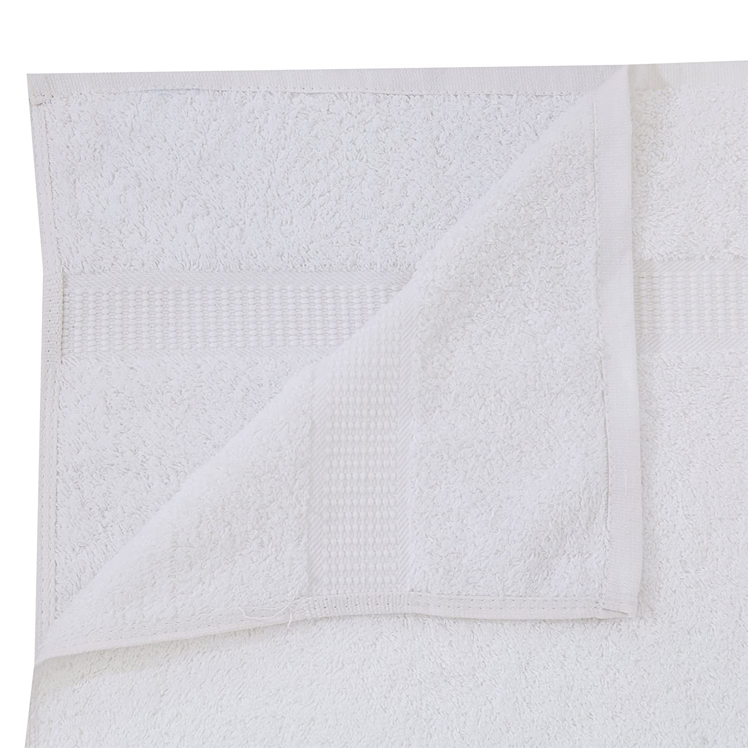 -Highly Absorbent Multipurpose Use for Bath Grey GOLD TEXTILES Cotton Large Hand Towels 16x30 4-Pack,Grey,16x30 Face -Highly Absorbent Multipurpose Use for Bath Gym and Spa Hand