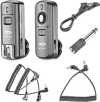 Godox FC-16 2.4GHz 16 Channels Wireless Remote Flash Studio Strobe Trigger Shutter for Canon 5D 6D 7D 5D Mark III 60D 600D 700D 70D 650D 550D