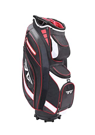 Amazon.com: Eagole bolsa de golf superliviana, divisor con ...